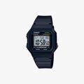 [ประกันร้าน] CASIO นาฬิกาข้อมือผู้ชาย รุ่น W-217H-1AVDF-S Standard Black - 1