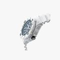 [ประกันร้าน] CASIO นาฬิกาข้อมือผู้หญิง รุ่น LRW-200H-1E Standard Black Dial White - 2