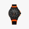Black Superdry Marksman SYG245BO watch - 1