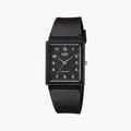 [ประกันร้าน] CASIO นาฬิกาข้อมือผู้ชาย รุ่น MQ-27-1BDF-S Classic Black - 1
