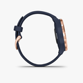 vivomove 3S - Navy with Rose Gold Hardware - 4