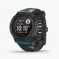 Instinct Solar, Surf Edition, GPS Watch, Pipeline, SEA - 1