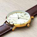 [ประกันร้าน] CASIO นาฬิกาข้อมือผู้หญิง รุ่น LTP-VT01GL-9BUDF-S Standard Brown - 3