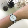 Retro Mother of Pearl Dial - Grey - 3