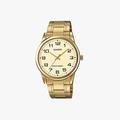 [ประกันร้าน] CASIO นาฬิกาข้อมือผู้ชาย รุ่น MTP-V001G-9B-S Standard - 1