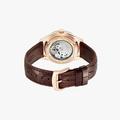 [ประกันร้าน] CITIZEN นาฬิกาข้อมือผู้ชาย รุ่น NH8393-05A Automatic White Dial - 3