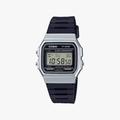 [ประกันร้าน] CASIO นาฬิกาข้อมือผู้หญิง รุ่น F-91WM-7ADF-S Standard Black - 1