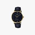 [ประกันร้าน] CASIO นาฬิกาข้อมือผู้หญิง รุ่น LTP-VT01GL-1BUDF-S Standard Black - 1