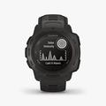 Instinct Solar, GPS Watch, Graphite, SEA - 5