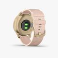 vivomove Style - Blush Pink Nylon with Lght Gold Hardware - 4