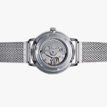 Mechanical Contemporary Watch Metal Strap - 3