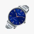 [ประกันร้าน] CASIO นาฬิกาข้อมือผู้ชาย รุ่น MTP-VT01D-2B2UDF-S Standard Silver - 2