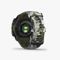 Instinct Solar, Camo Edition, GPS Watch, Lichen Camo, SEA - 5