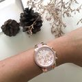 Ritz Quartz Chronograph Rose Gold Dial - Rose Gold - 3