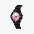[ประกันร้าน] CASIO นาฬิกาข้อมือผู้ชาย รุ่น LRW-200H-4E General Pink Dial Pink - 2