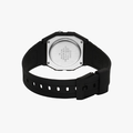 [ประกันร้าน] CASIO นาฬิกาข้อมือผู้ชาย รุ่น F-91W-1SDG-S Vintage Black - 3