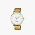 [ประกันร้าน] CASIO นาฬิกาข้อมือผู้หญิง รุ่น LTP-VT01G-7BUDF-S Standard Gold - 1