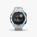 Instinct Solar, Surf Edition, GPS Watch, Cloudbreak, SEA - 2