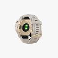 Fenix 6S solar - Light gold-tone with sandstone silicone band - 4