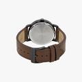 [ประกันร้าน] CITIZEN นาฬิกาข้อมือผู้ชาย รุ่น BE9185-08E AQ Mid Men's Quartz Black Dial Brown - 3