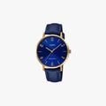 [ประกันร้าน] CASIO นาฬิกาข้อมือผู้หญิง รุ่น LTP-VT01GL-2BUDF-S Standard Blue - 1