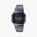[ประกันร้าน] CASIO นาฬิกาข้อมือ รุ่น A168WGG-1BDF-S Vintage Series Black - 1