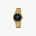 [ประกันร้าน] CASIO นาฬิกาข้อมือผู้หญิง รุ่น LTP-V005G-1BUDF-S Standard Gold - 1