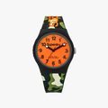 Superdry Analogue Watch with Synthetic Strap SYG164NO - 1