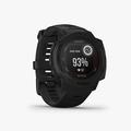 Instinct Solar, Tactical Edition, GPS Watch, Black, SEA - 2