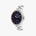 Superdry Hoxton Date Silver Stainless steel watch - 2