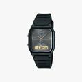 [ประกันร้าน] CASIO นาฬิกาข้อมือผู้ชาย รุ่น AW48HE-8A-S Standard Black - 1