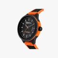 Black Superdry Marksman SYG245BO watch - 2