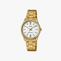 [ประกันร้าน] CASIO นาฬิกาข้อมือผู้หญิง รุ่น LTP-V005G-7BUDF-S Standard Gold - 1