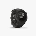 Instinct Solar, GPS Watch, Graphite, SEA - 2