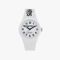 Superdry Unisex-Adult Analogue Quartz Watch with Silicone Strap SYG164WW - 1
