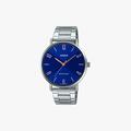 [ประกันร้าน] CASIO นาฬิกาข้อมือผู้ชาย รุ่น MTP-VT01D-2B2UDF-S Standard Silver - 1