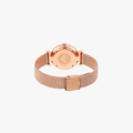 Gianni T-Bar Morther of Pearl Dial - Rose Gold - 3