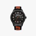 Superdry Men's Analog-Quartz Watch with Nylon Strap SYG171BO - 1