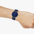 [ประกันร้าน] CASIO นาฬิกาข้อมือผู้หญิง รุ่น LTP-VT01GL-2BUDF-S Standard Blue - 4