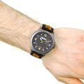 Superdry Men's Analog-Quartz Watch with Nylon Strap SYG171BO - 4