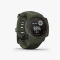Instinct Solar, Tactical Edition, GPS Watch, Moss, SEA - 2