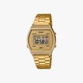 [ประกันร้าน] CASIO นาฬิกาข้อมือผู้หญิง รุ่น B640WGG-9DF-S Vintage Gold - 1