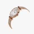Gianni T-Bar Morther of Pearl Dial - Rose Gold - 2