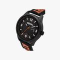 Superdry Men's Analog-Quartz Watch with Nylon Strap SYG171BO - 2