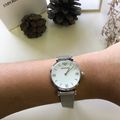 Retro White Mother of Pearl Dial - Silver - 2