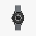 Fossil Sport Metal and Silicone Touchscreen Smartwatch - Black - 4