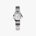[ประกันร้าน] CASIO นาฬิกาข้อมือผู้หญิง รุ่น LTP-1241D-7A2DF-S Standard White Dial Silver - 1