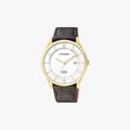 [ประกันร้าน] CITIZEN นาฬิกาข้อมือผู้ชาย รุ่น BD0043-08B Leather Men's Watch Quartz - 1