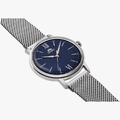 Orient Quartz Classic Watch Metal Strap - 2