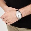 Casio Edifice White Dial - Silver - 4